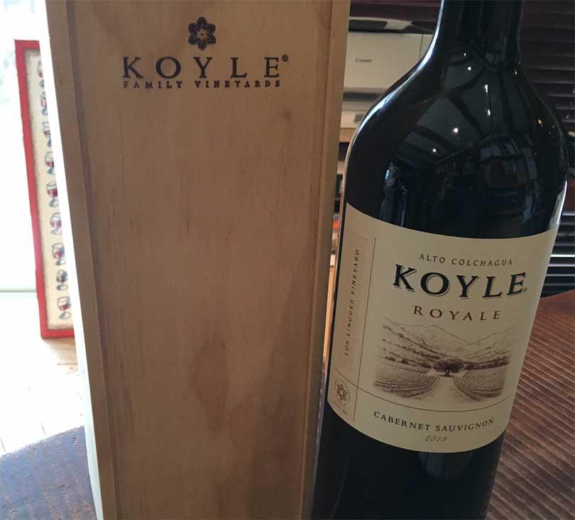 BIGサイズの木箱入りワインです!!