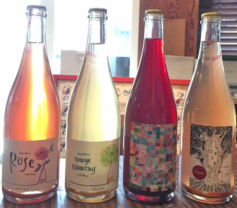 情熱大陸に出演した目黒浩敬さんのワイン
