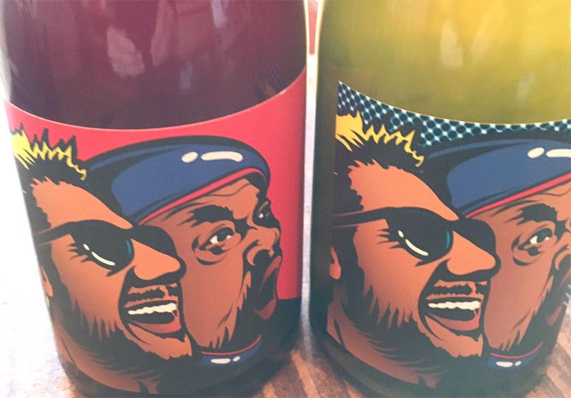 グレープ・リパブリックの藤巻さんのワイン