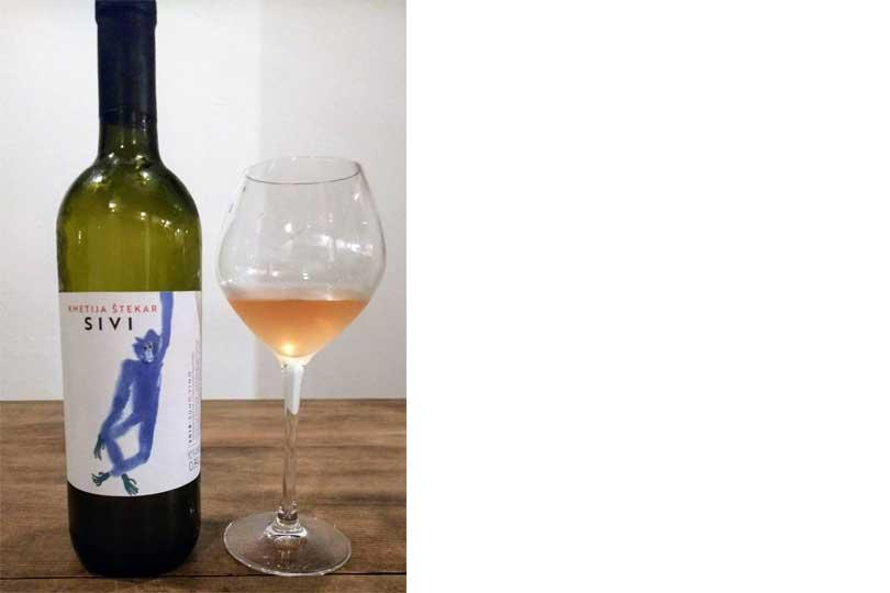 スロヴェニアのオレンジワイン