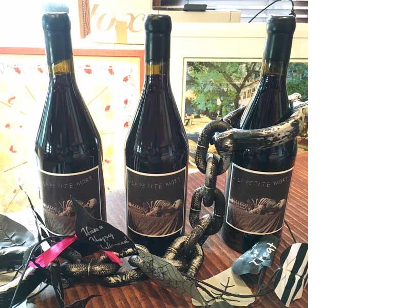 ハロウィン・ワイン