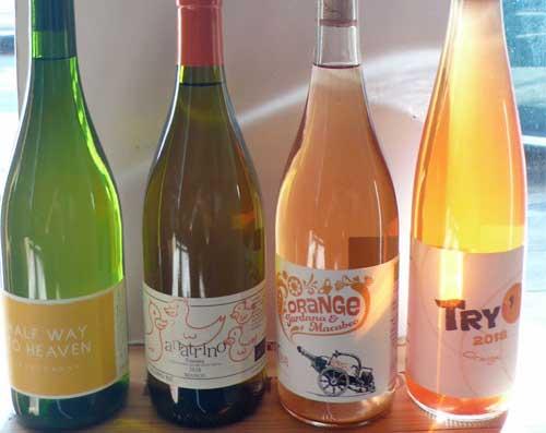 オレンジワイン入門&初級セット