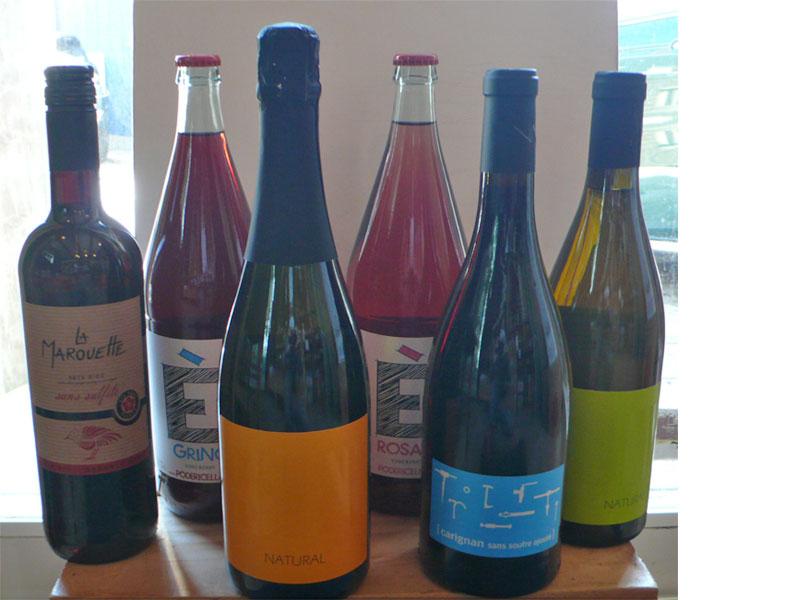 自然派ワインの送料無料セット!