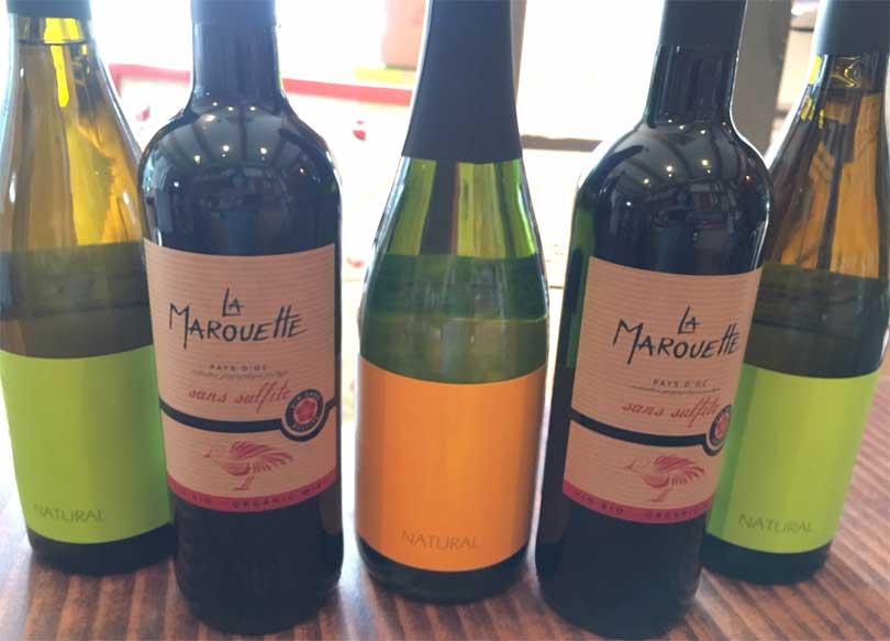 酸化防止剤無添加のデイリーワインが人気!