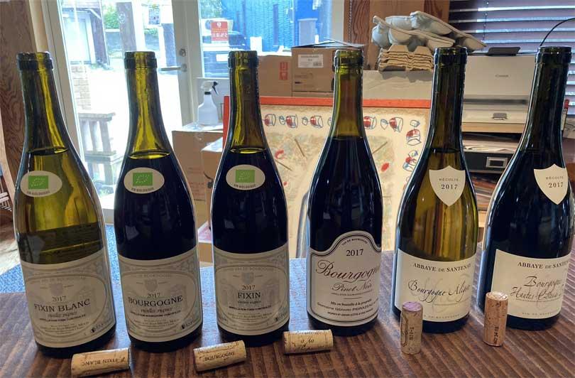 ブルゴーニュは農民のワイン!