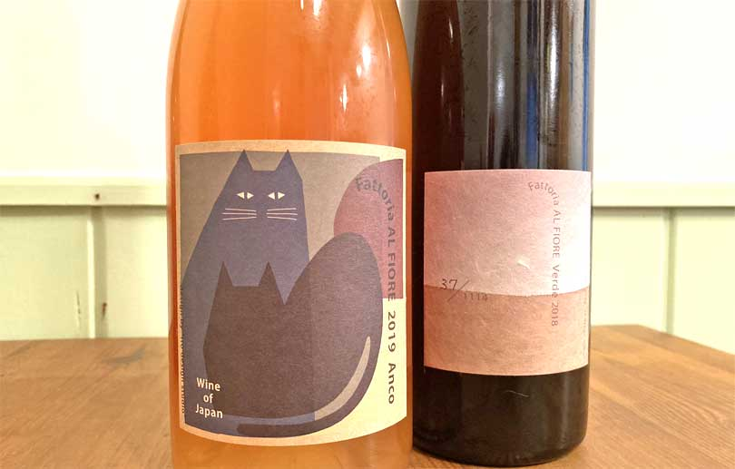 日本の夏に日本のワイン!