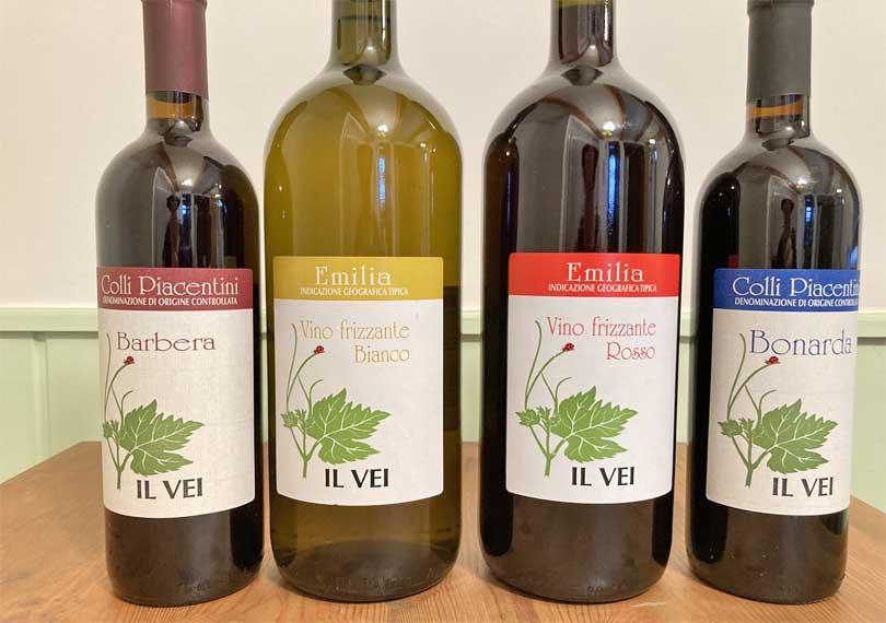 イタリアで量り売りしている地酒