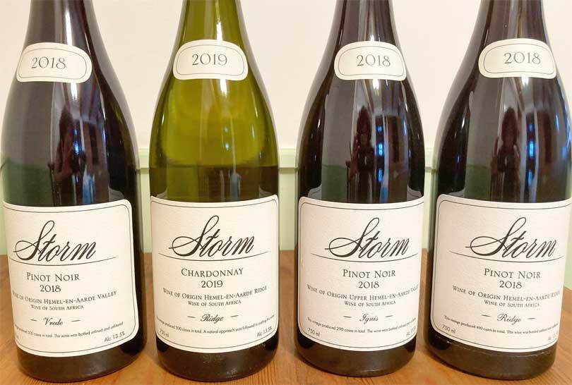 南アフリカの新世代「ストーム・ワインズ」
