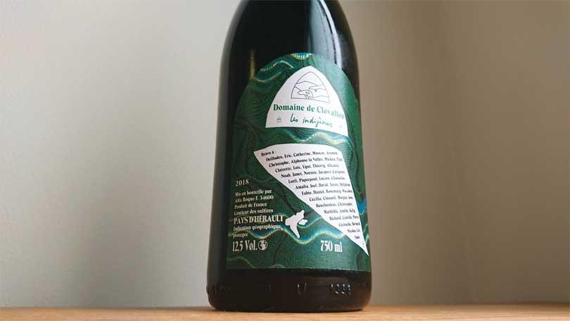 濃厚な酸化防止剤無添加のワイン!