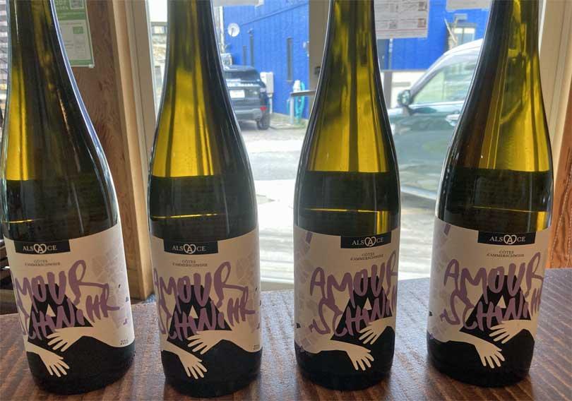 AMOUR=「愛」のワイン