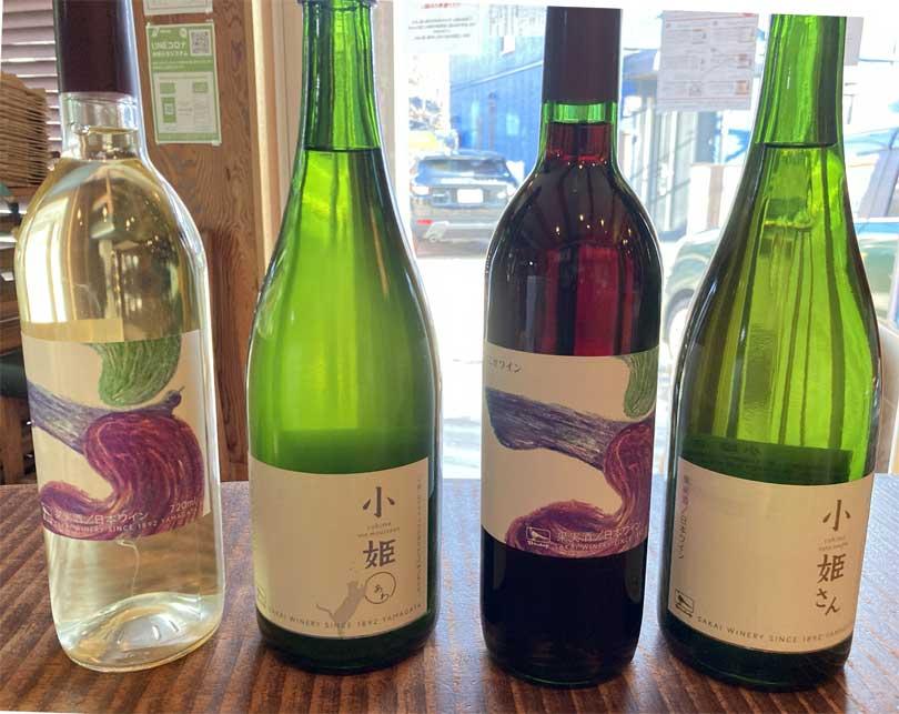 日本のワインが売れています♪