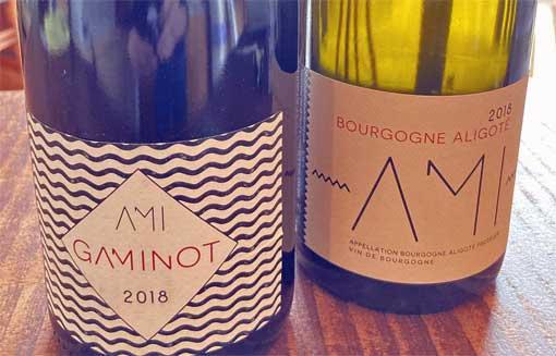 ブルゴーニュのナチュラルワイン