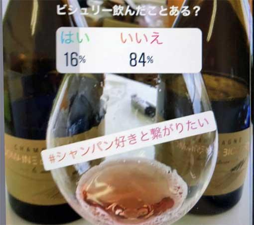 唯一無二のシャンパン