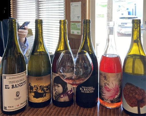 GWは南アフリカワイン