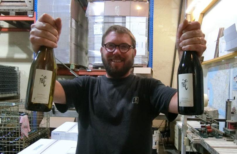 日本酒からインスピレーションを受けたワイン「蔵」